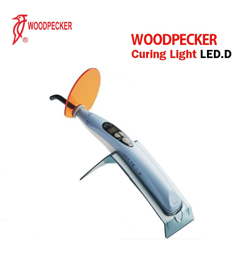 Woodpecker LED-D лампа беспроводная фотополимерная(ОРИГИНАЛ)