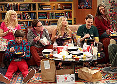 Картина GeekLand The Big Bang Theory Теория Большого Взрыва постер 60х40 TB 09.001