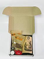Подарочный набор кофейный  Пряный кофе 200 г ТМ NADIN, фото 1