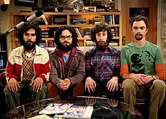 Картина GeekLand The Big Bang Theory Теория Большого Взрыва постер 60х40 TB 09.002