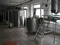 Линия производства шоколадной глазури