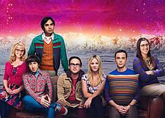 Картина GeekLand The Big Bang Theory Теория Большого Взрыва постер 60х40 TB 09.003