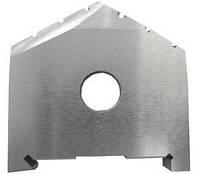 Пластина к перовому сверлу (перо) D 105 мм (2000-1267) Р6М5 Орша