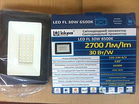 "LED FL 30W 6000K ""Iskra"" Прожектор Искра"