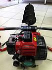 Мотобур Grand (два шнека 100 и 200 мм). Бензобур Гранд, фото 4