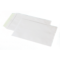 Конверт C4 самоклеющийся 229 х 324 мм белый