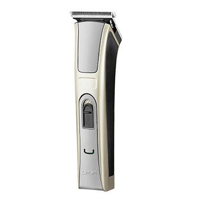 Триммер для стрижки усов и бороды GM 657 Gemei (+бодигрумер) со съемными насадками