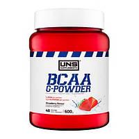 BCAA G-Powder - 600g Strawberry