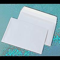 Конверт C5 самоклеющийся 162 х 229 мм белый