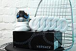 Женские кроссовки Versace Chain Reaction Baroque print, женские кроссовки Версачи, кроссовки версач, фото 3