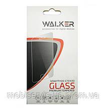 Захисне скло Huawei P Smart + Nova 3 WALKER black