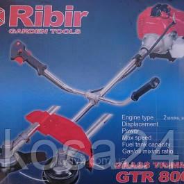 Коса бензиновая RIBIR GTR 8000