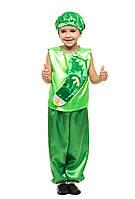 Карнавальный костюм Огурца