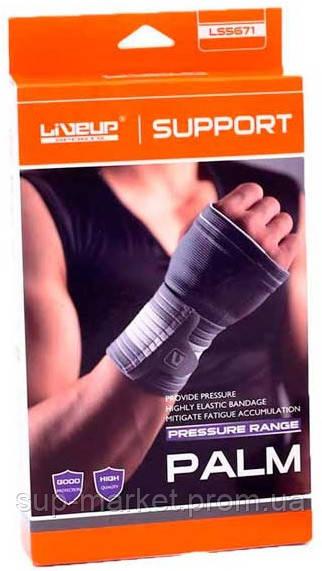 Защита ладони LiveUp Palm SUPPORT, LS5671-XL