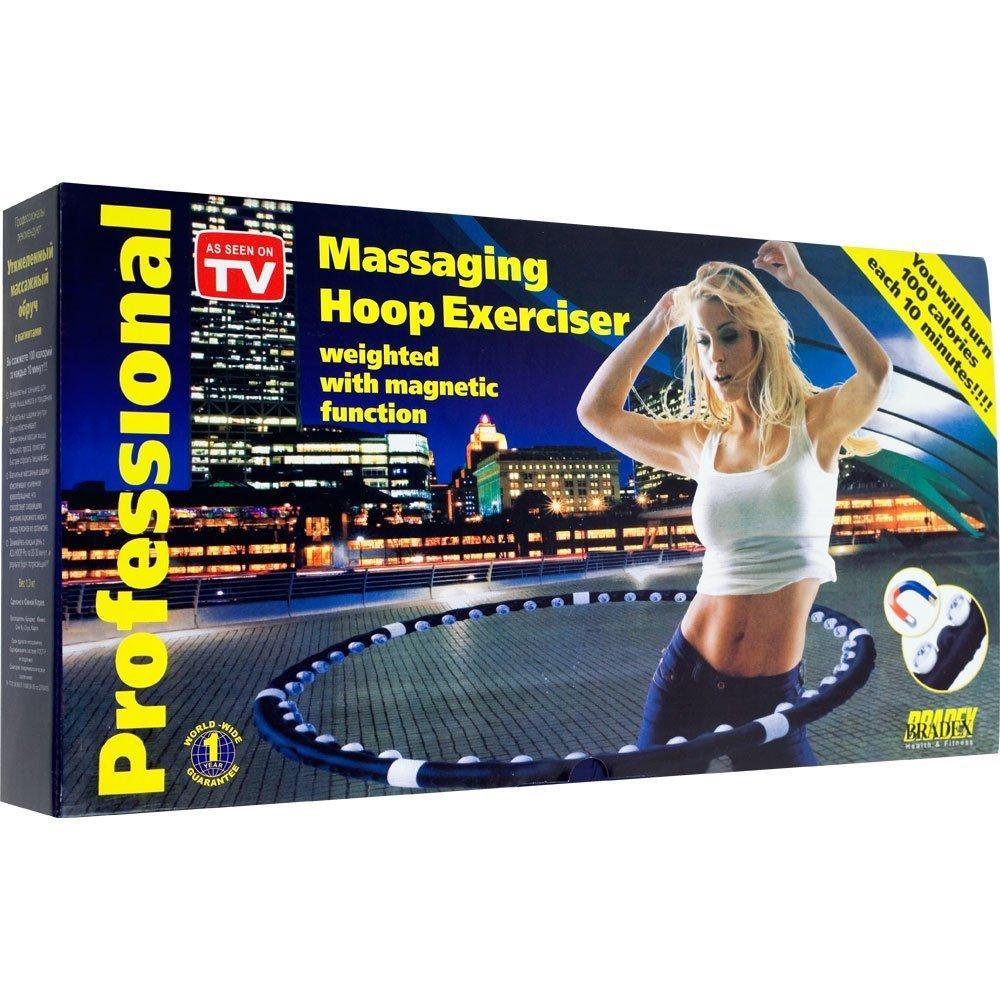 Хулахуп Massaging hoop exerciser с Магнитами