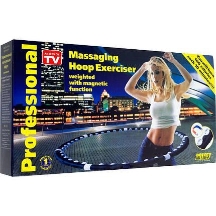 Хулахуп Massaging hoop exerciser с Магнитами, фото 2