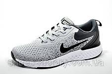 Беговые кроссовки в стиле Nike React 2019, Gray, фото 2