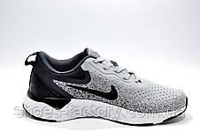 Беговые кроссовки в стиле Nike React 2019, Gray, фото 3