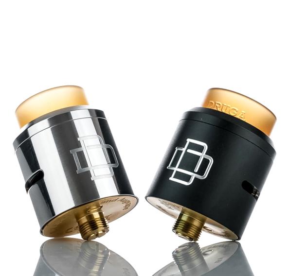 Атомайзер для электронной сигареты, дрипка Augvape Druga RDA - оригинал