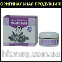 Крем Добродея пантовый 7+
