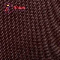 Палаточная ткань ( Оксфорд 600D PU/210g) коричневая