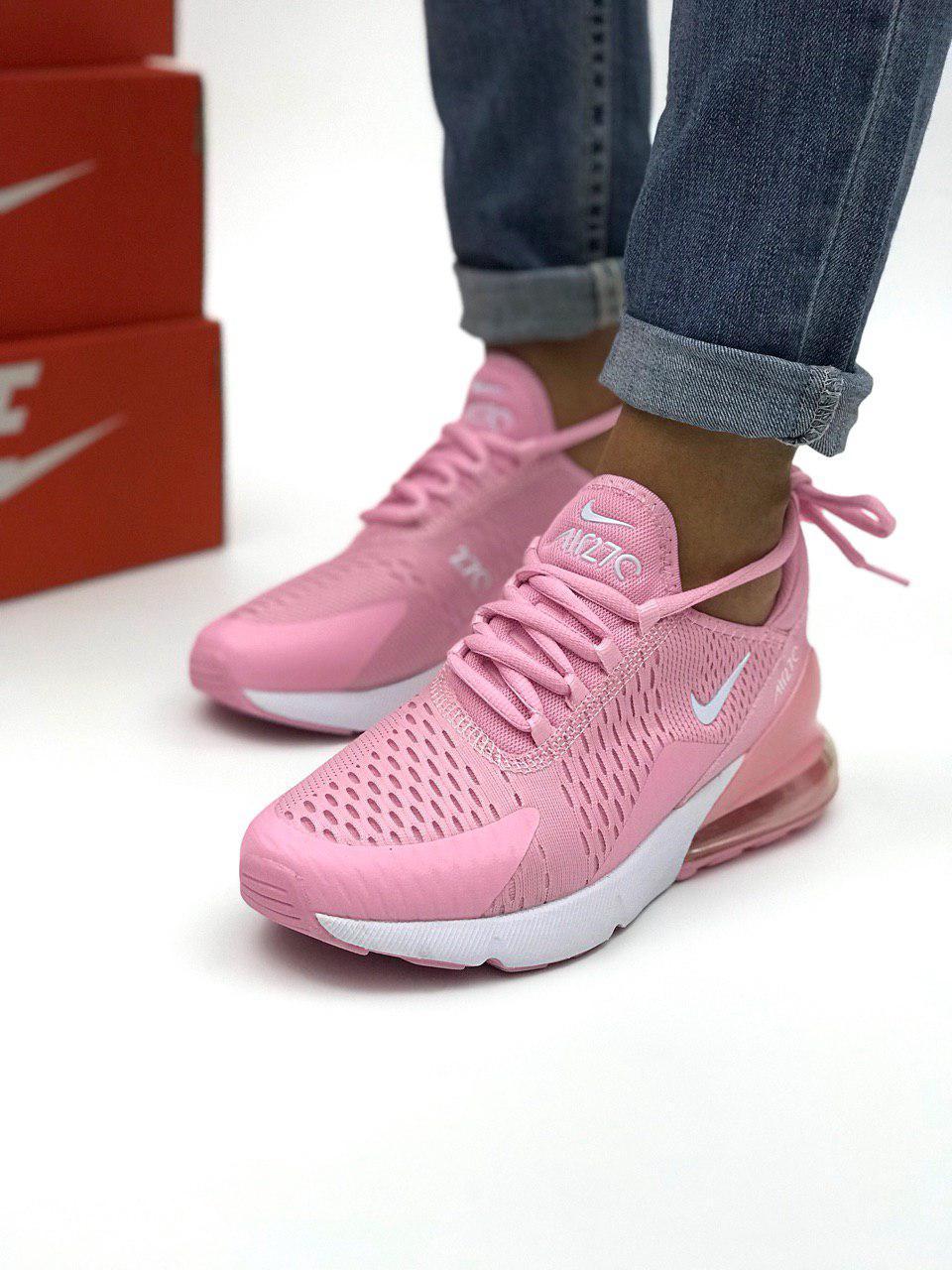 Стильные женские кроссовки Nike Air Max 270 - 4 расцветки