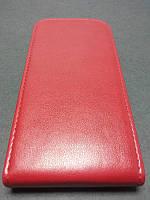 Чехол флип для HTC Desire 601 красный