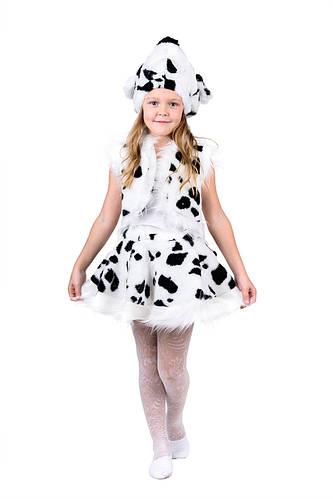 Карнавальный костюм собачки Далматинца для девочки
