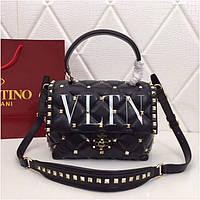 b0f4c8c6690d Сумка от Валентино модель Candystud натуральная кожа, цвет черный