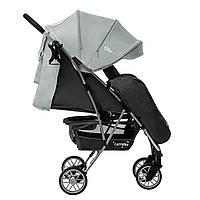 Детская прогулочная коляска с дождевиком оливка CARRELLO Gloria RL-8506 Olive Green