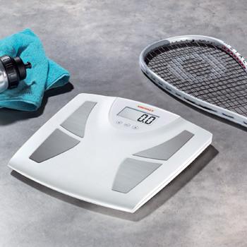 Весы анализаторы состава тела soehnle body balance active shape (63333)