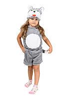 Карнавальный костюм серого Котика для малышей