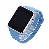 Смарт часы Smart Watch A1 blue, фото 3