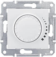 Регулятор яркости света белый Schneider Electric Sedna