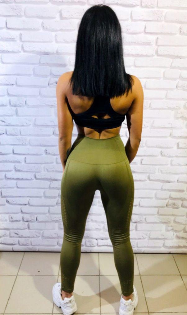 Женские спортивные лосины Gym Fitness