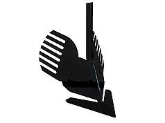 Окучник для минитрактора ОПТ-40 отвальный