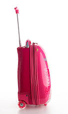 Детские чемоданы ручная кладь стандарт Josepf Ottenn Принцессы 0483-7\0378-1-4\1670, фото 2