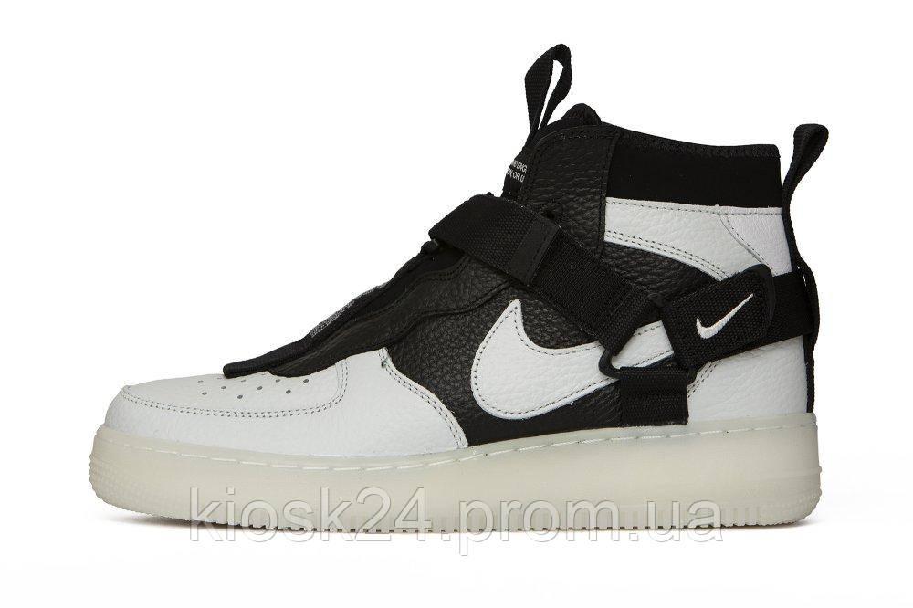 8333c46823a251 Оригинальные кроссовки Nike Air Force 1 Utility Mid (AQ9758-100) -  Sneakersbox -