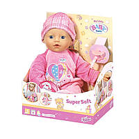 Кукла Zapf Baby Born First Love Оригинал Любимая кроха с погремушкой внутри 30 см 825310