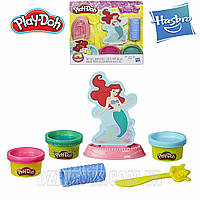 Набор Плей-До Ариель Русалочка Hasbro Play-Doh Disney Princess Ariel E3435