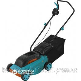 Электрическая газонокосилка SADKO ELM-1200