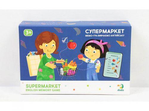 """Развивающая игра """"Учим английский. Супермаркет"""" 300147"""