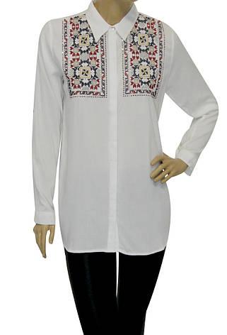 Жіноча сорочка з вишивкою , фото 2
