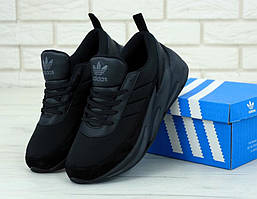 Кроссовки Adidas Sharks Triple Black