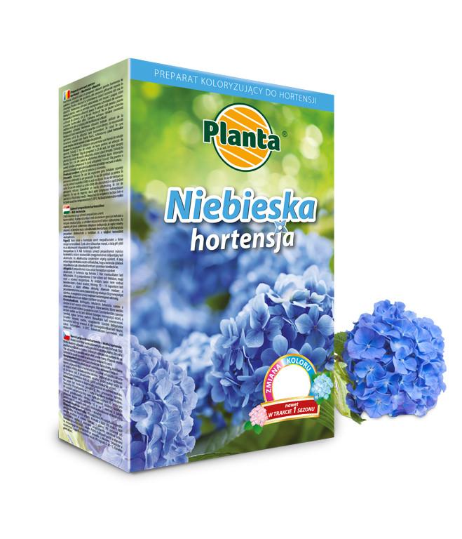 Удобрение Planta для Гортензий для Синего оттенка в гранулах 300г
