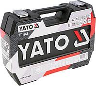 Набор головок ключей инструментов 94 шт Yato YT-12681 Польша