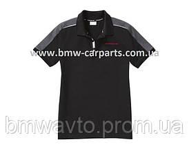 Мужское поло Porsche Polo Shirt Men – Racing Collection, Black