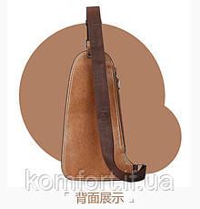 Сумка-рюкзак на одно плечо в стиле Jeep, фото 3