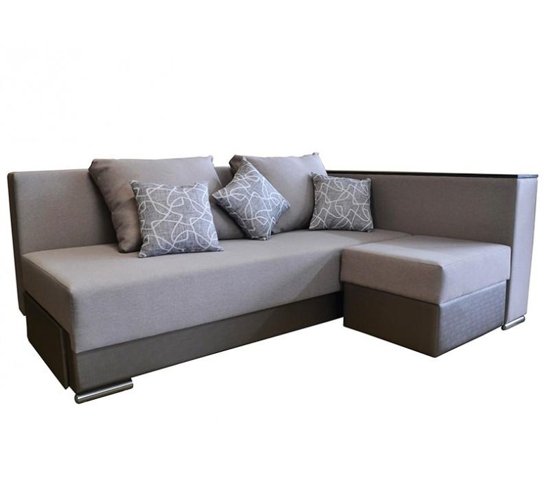Угловой диван еврокнижка «Париж» от МВС