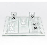 Крестики - нолики стеклянные GB088-2